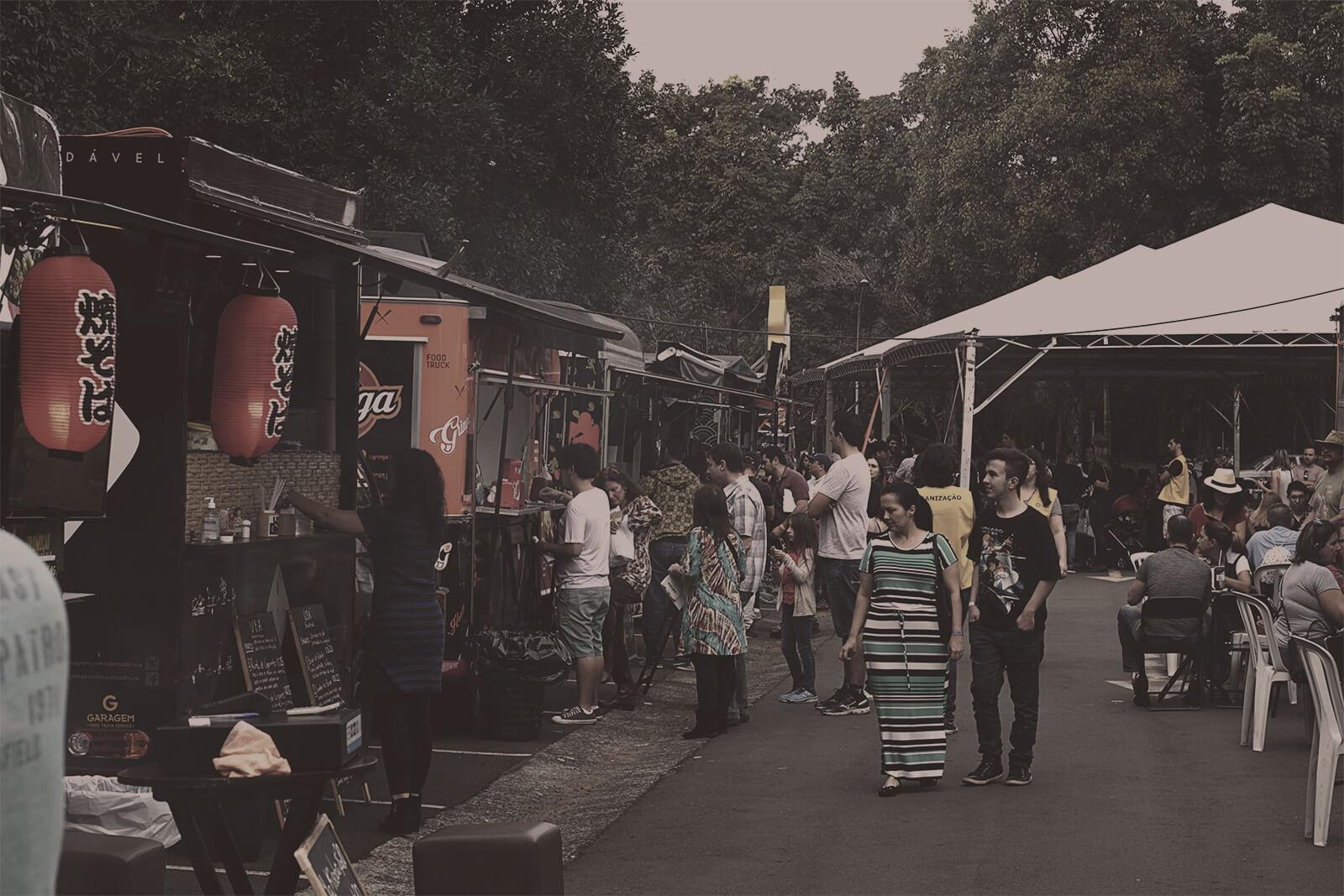 food trucks para eventos corporativos