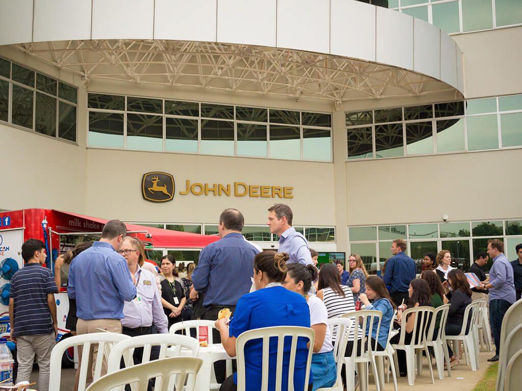John Deere - Festa na Praça